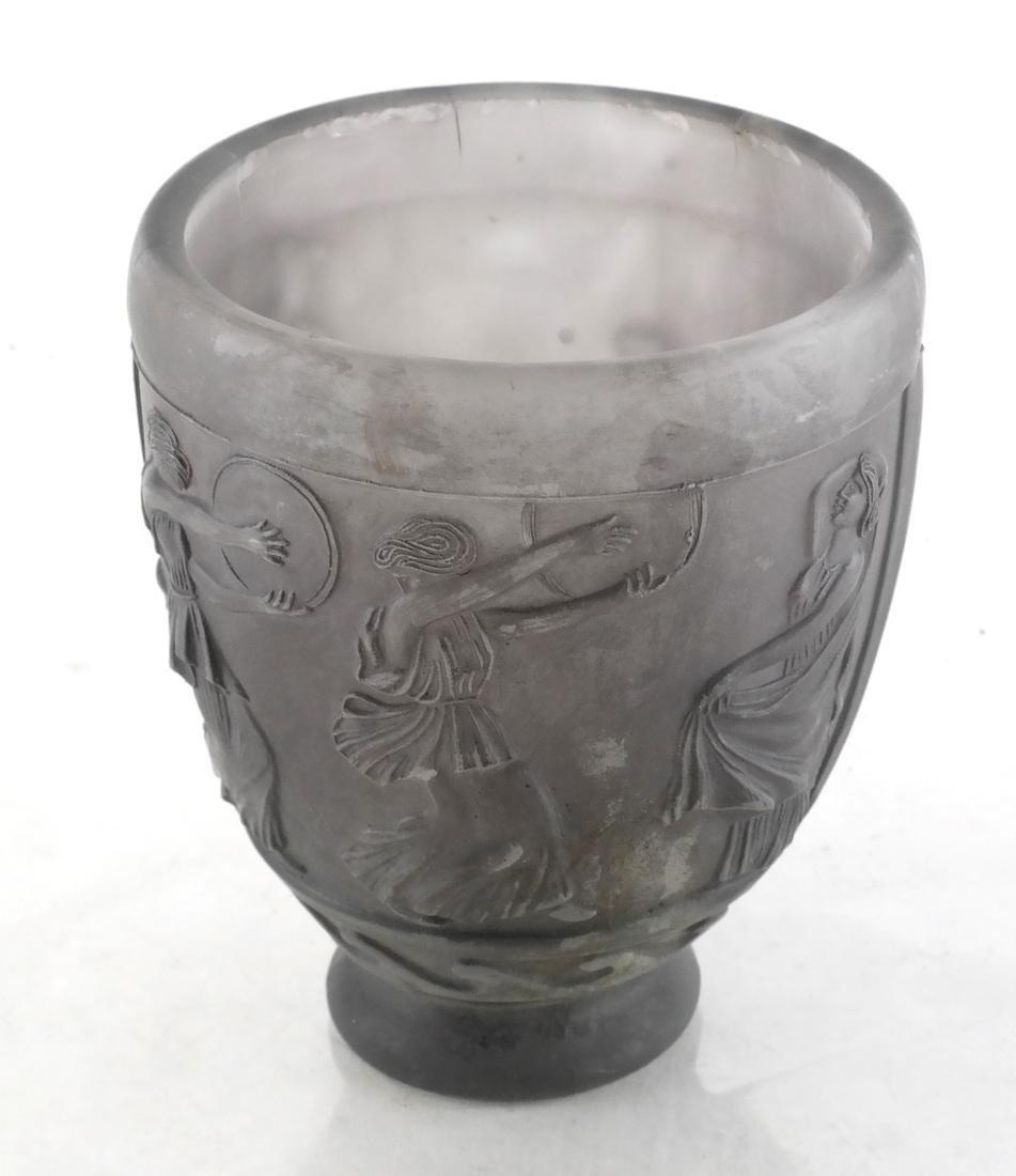 Georges de Feure Glass Vase
