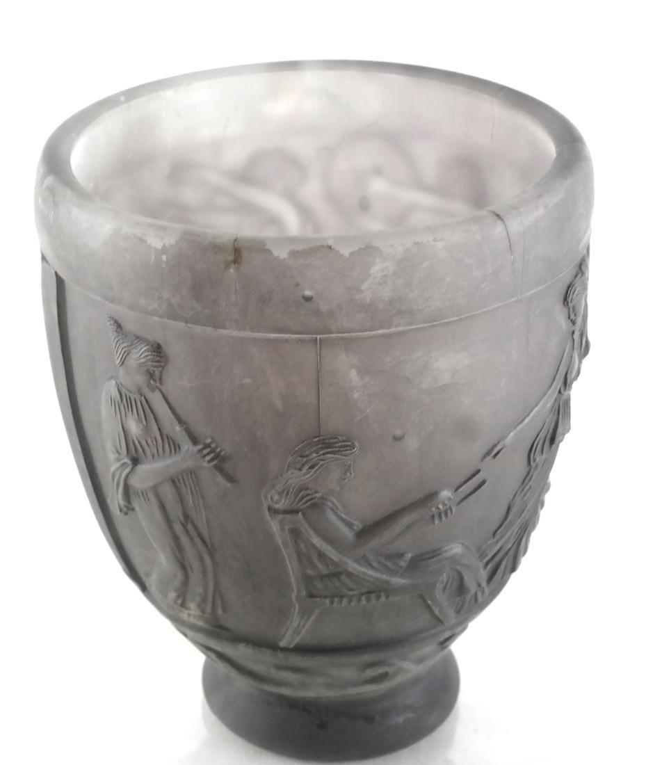 Georges de Feure Glass Vase - 3