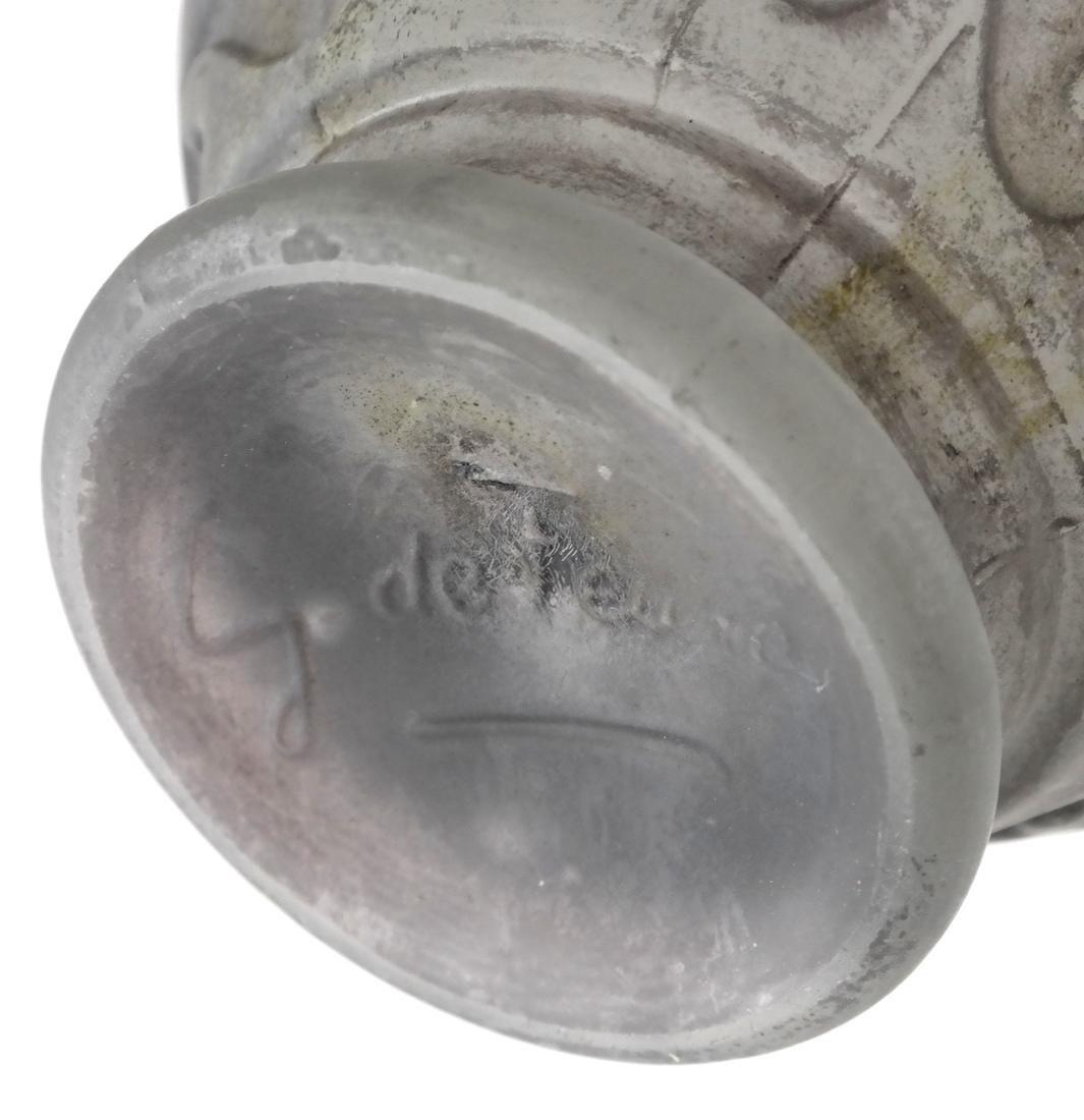 Georges de Feure Glass Vase - 5