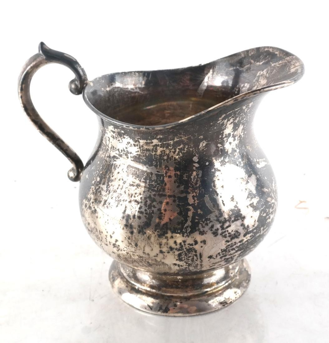 Four Sterling Silver Serving Items - 3