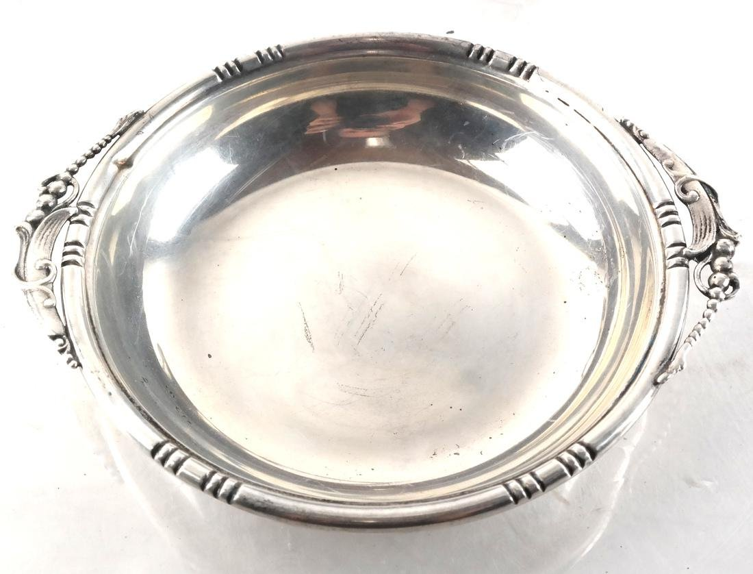 Four Sterling Silver Serving Items - 5