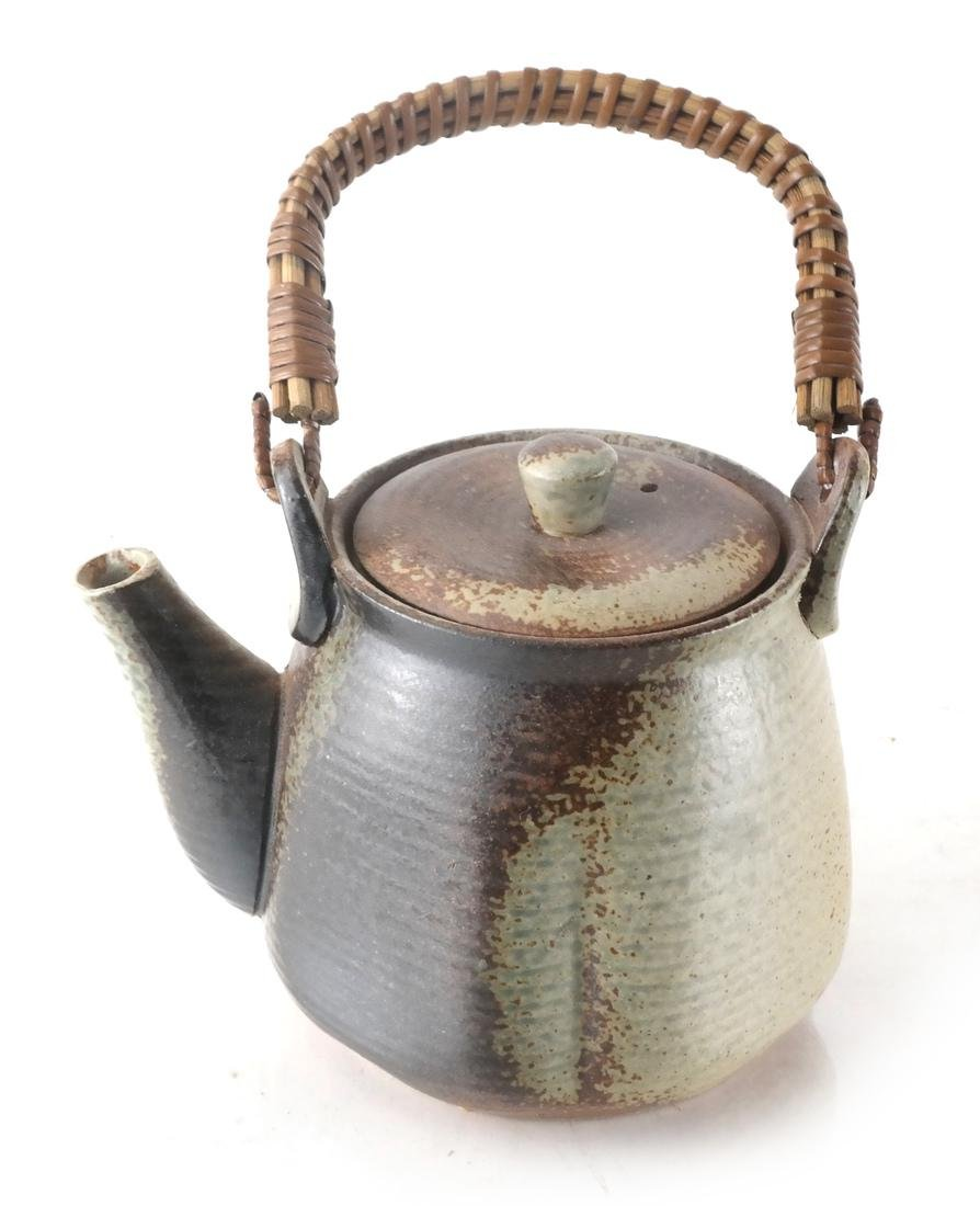 Collection of Pottery; Teapot, Jug - 9