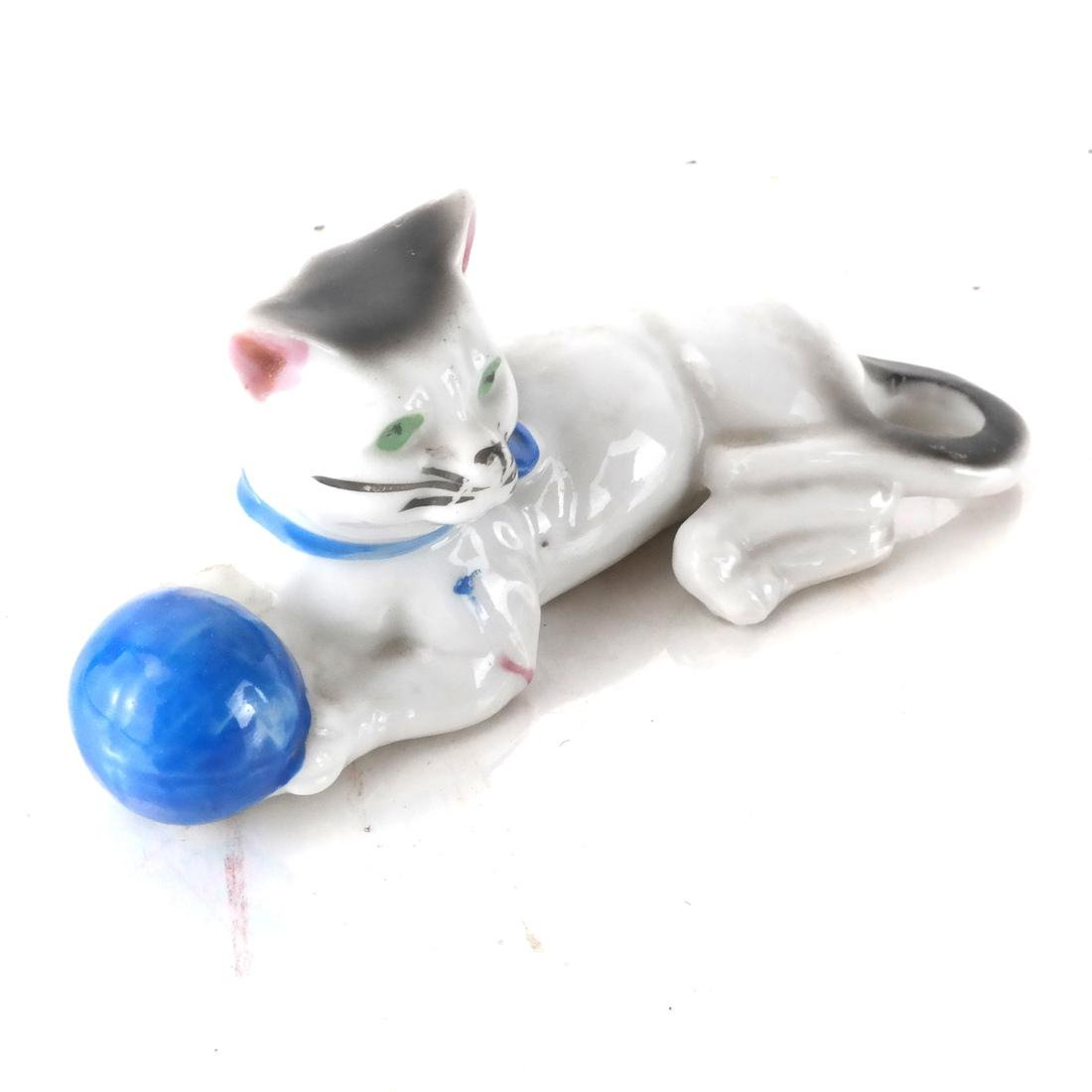 Eight Porcelain Objects - 2