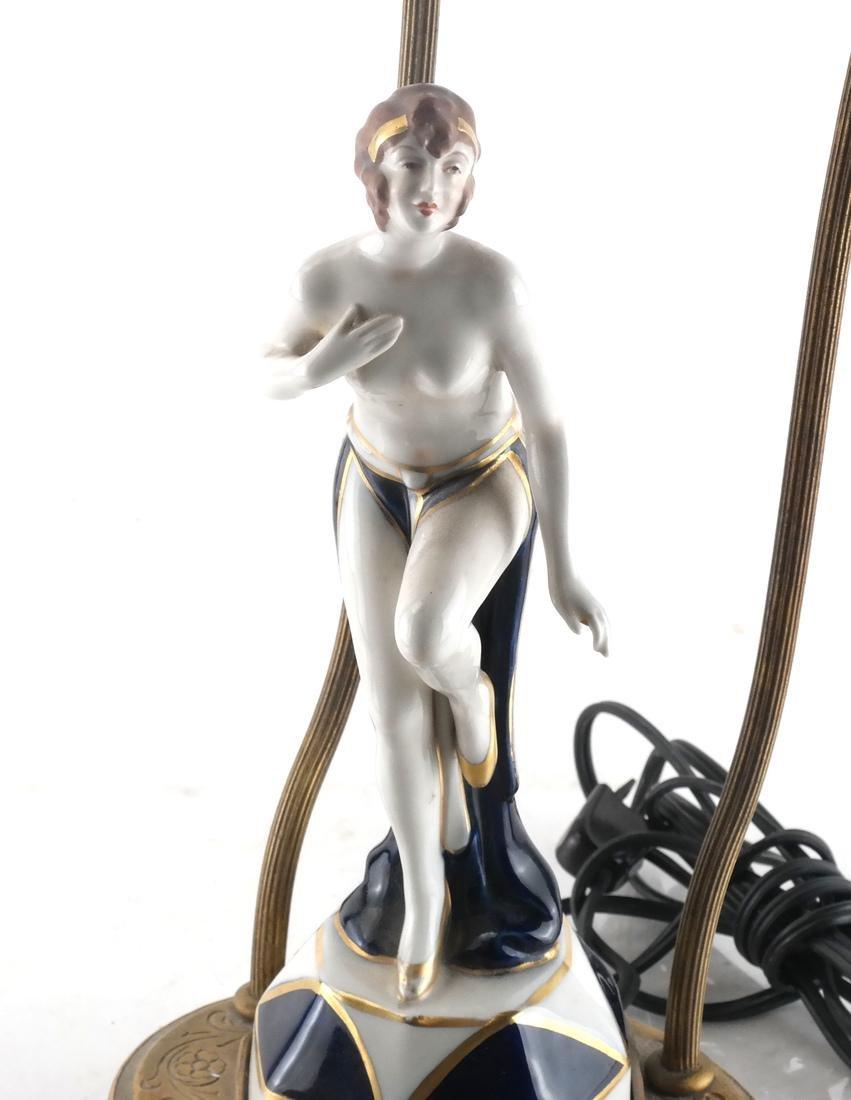 Goldscheider Porcelain Sculpture - 2
