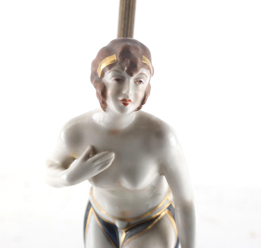 Goldscheider Porcelain Sculpture - 3