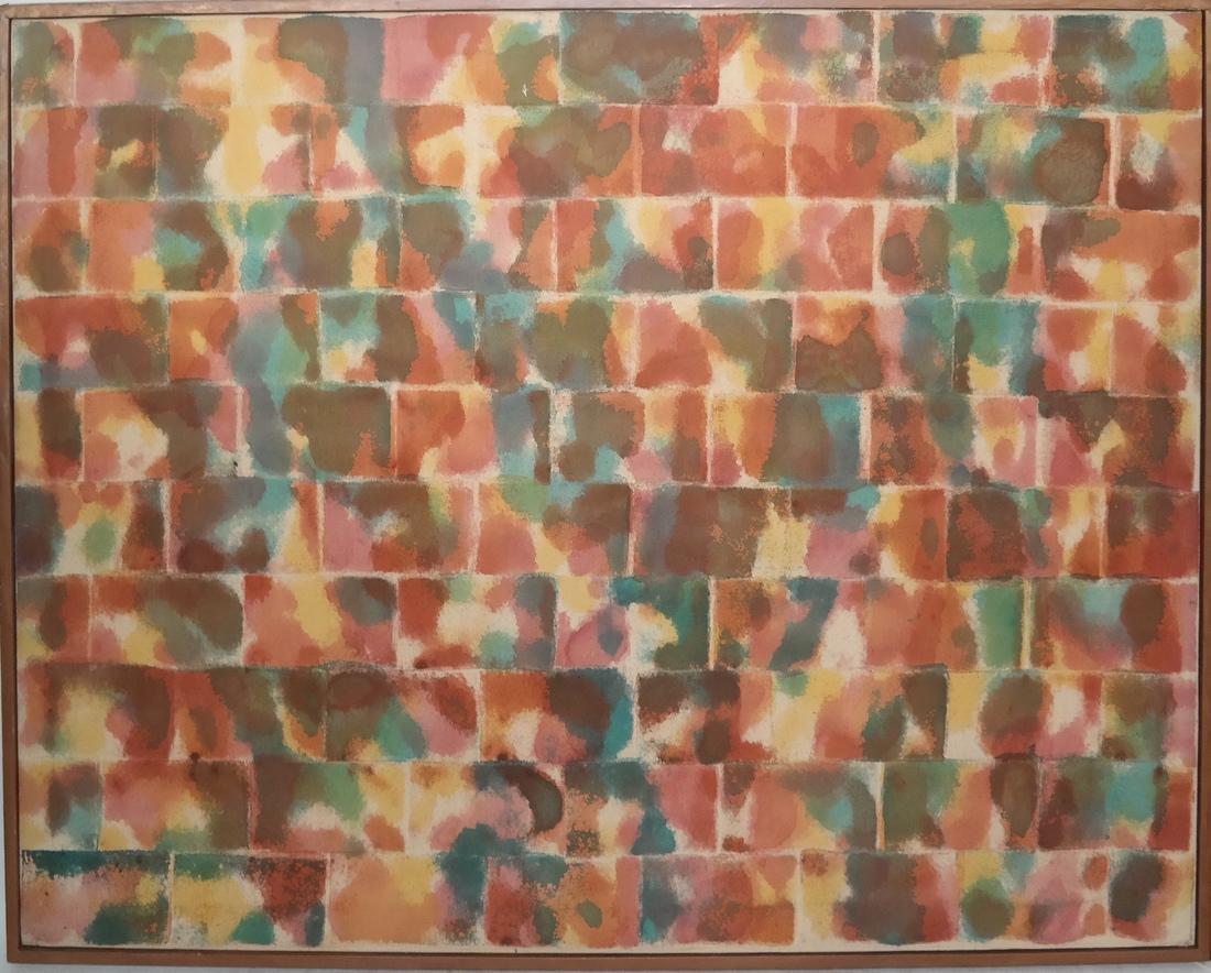 Ellen Sears, Abstract Oil on Canvas - 2