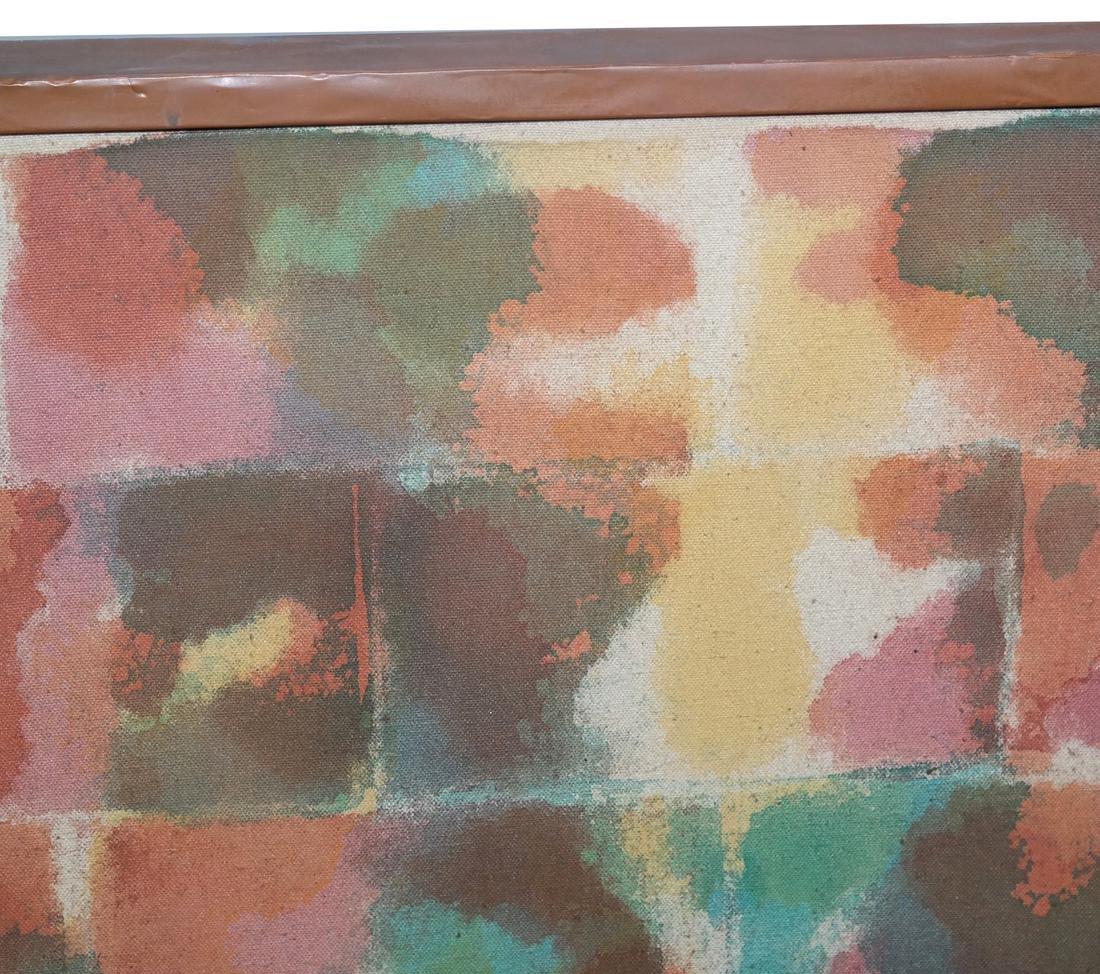 Ellen Sears, Abstract Oil on Canvas - 3