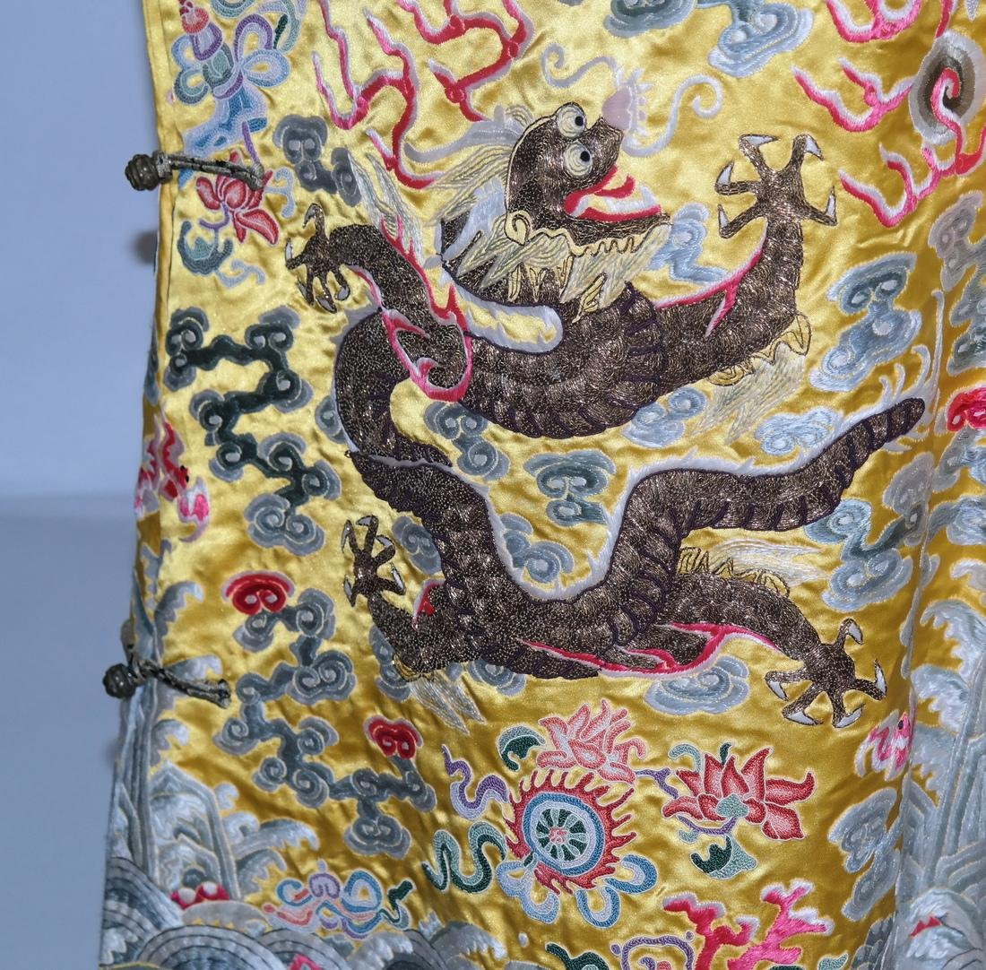 Chinese Qing Dynasty Empress Robe - 2