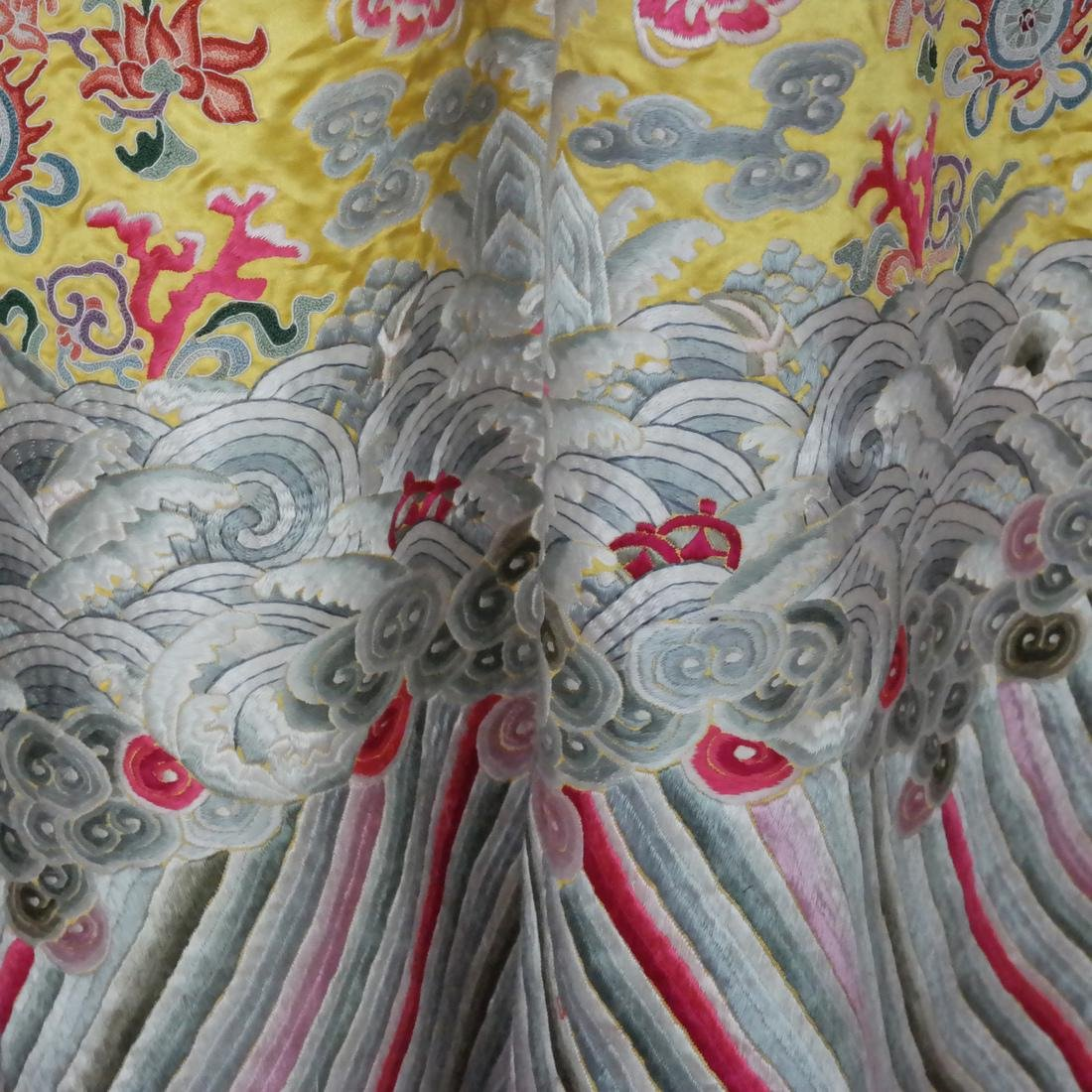 Chinese Qing Dynasty Empress Robe - 4