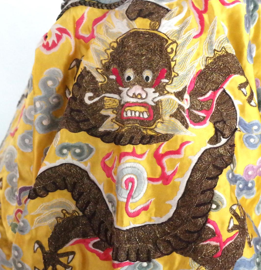 Chinese Qing Dynasty Empress Robe - 7