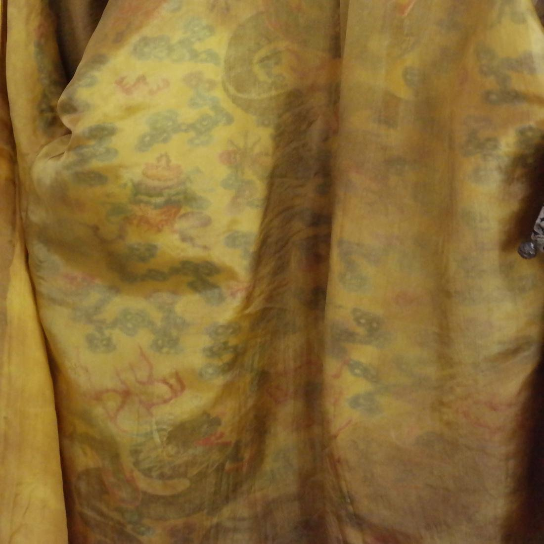 Chinese Qing Dynasty Empress Robe - 8