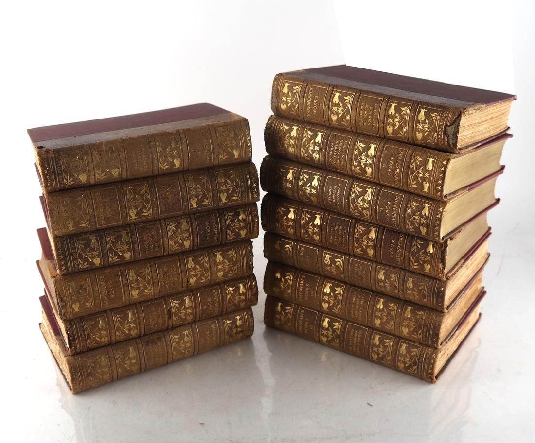 13 Volumes of William Shakespeare