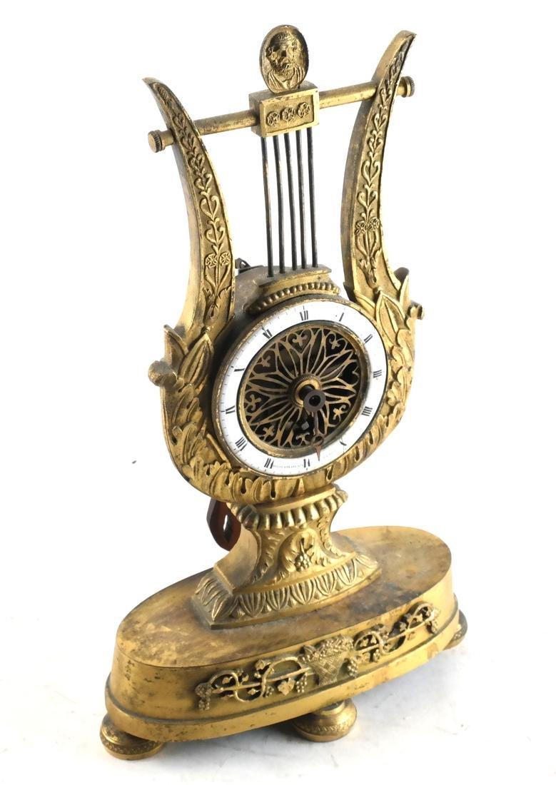 Swiss Horne Straveaux Nemurs Clock
