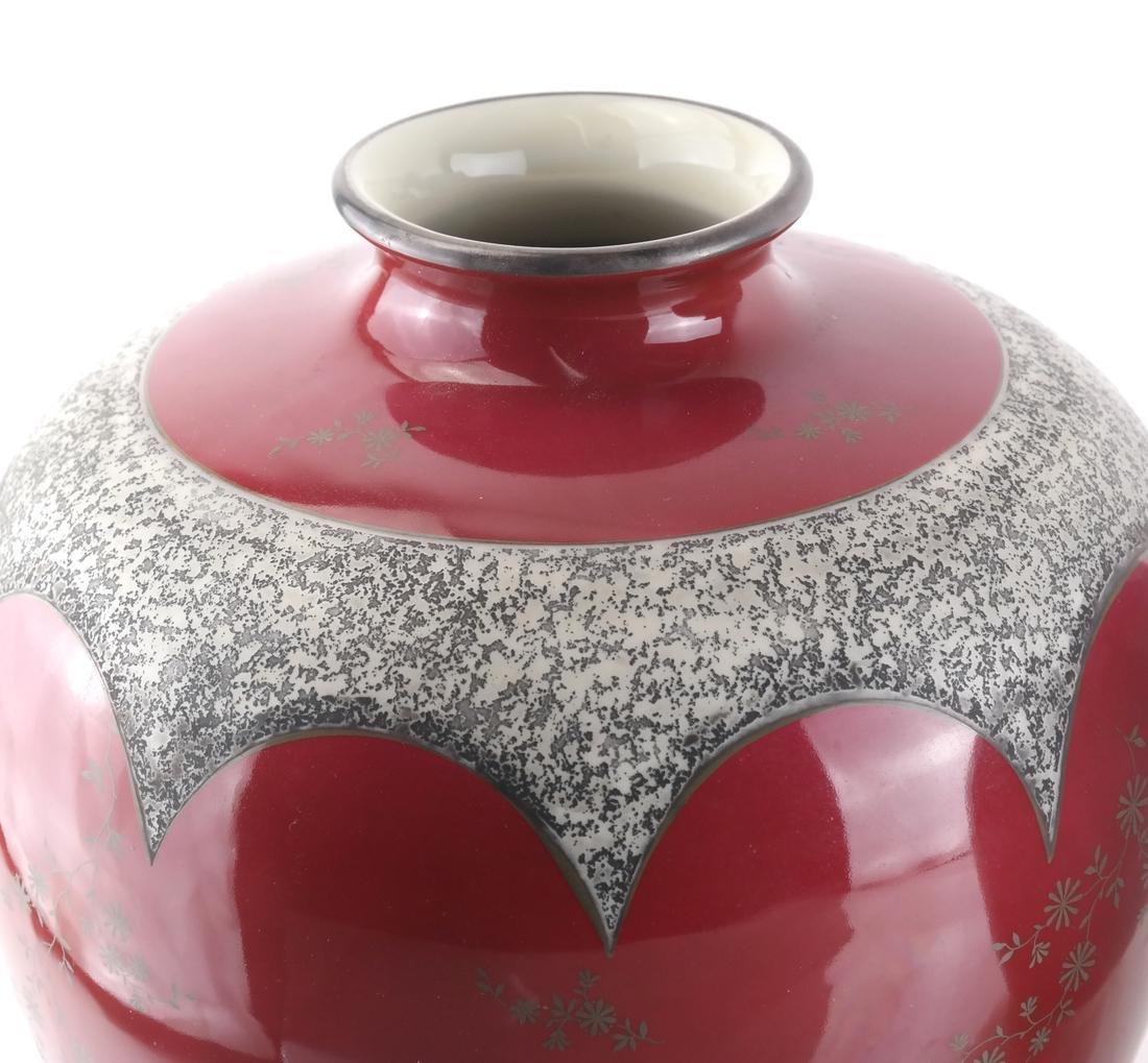 Pair Koenigszelt Porcelain Urns/Vases - 3