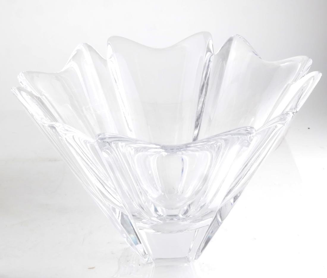 Orrefors, Two Other Glass Vessels - 2