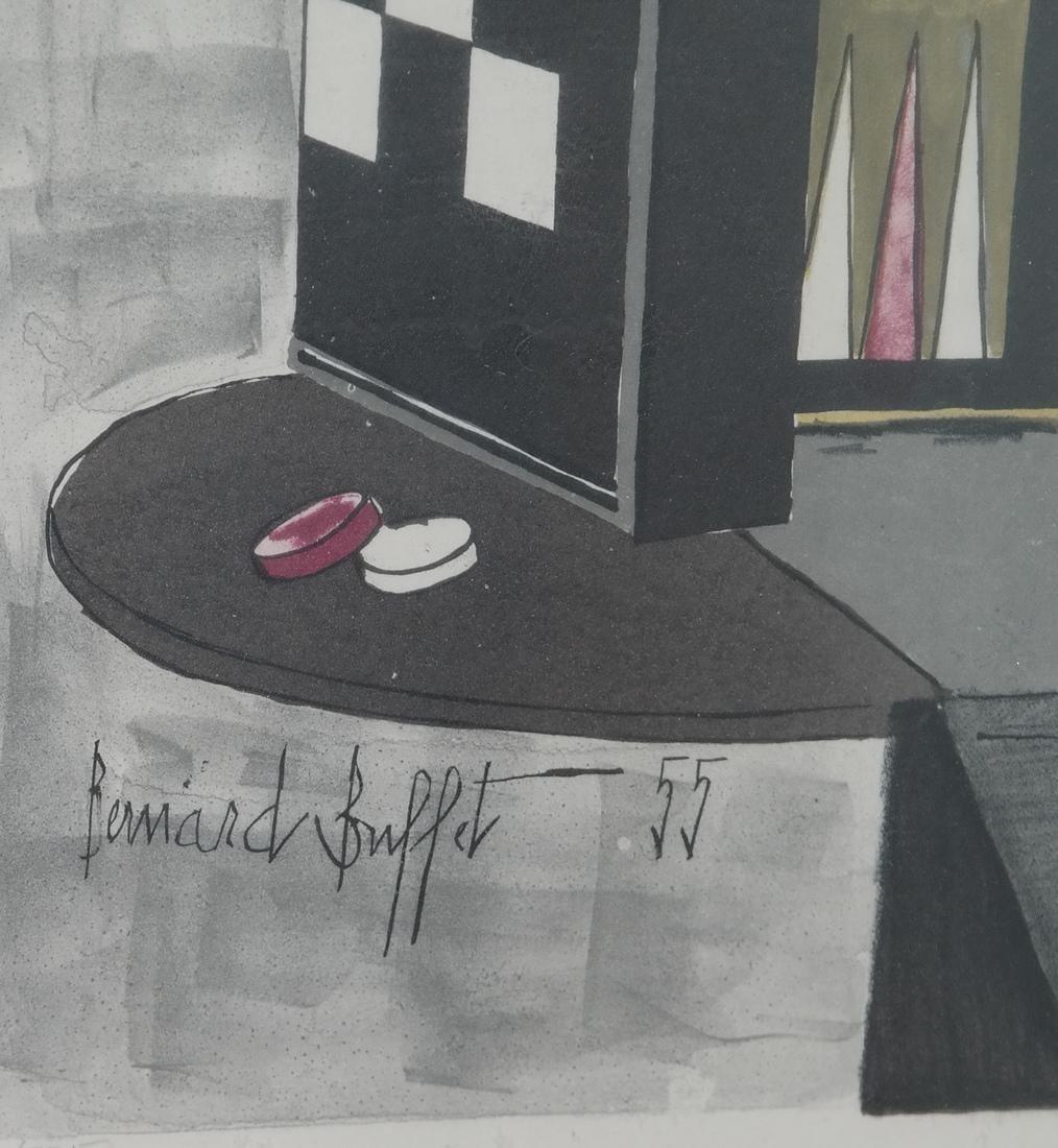 Bernard Buffet, Still Life - Print - 3