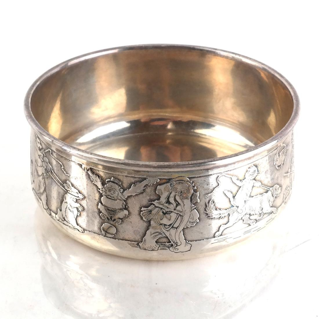 Four Sterling Silver Articles - 3