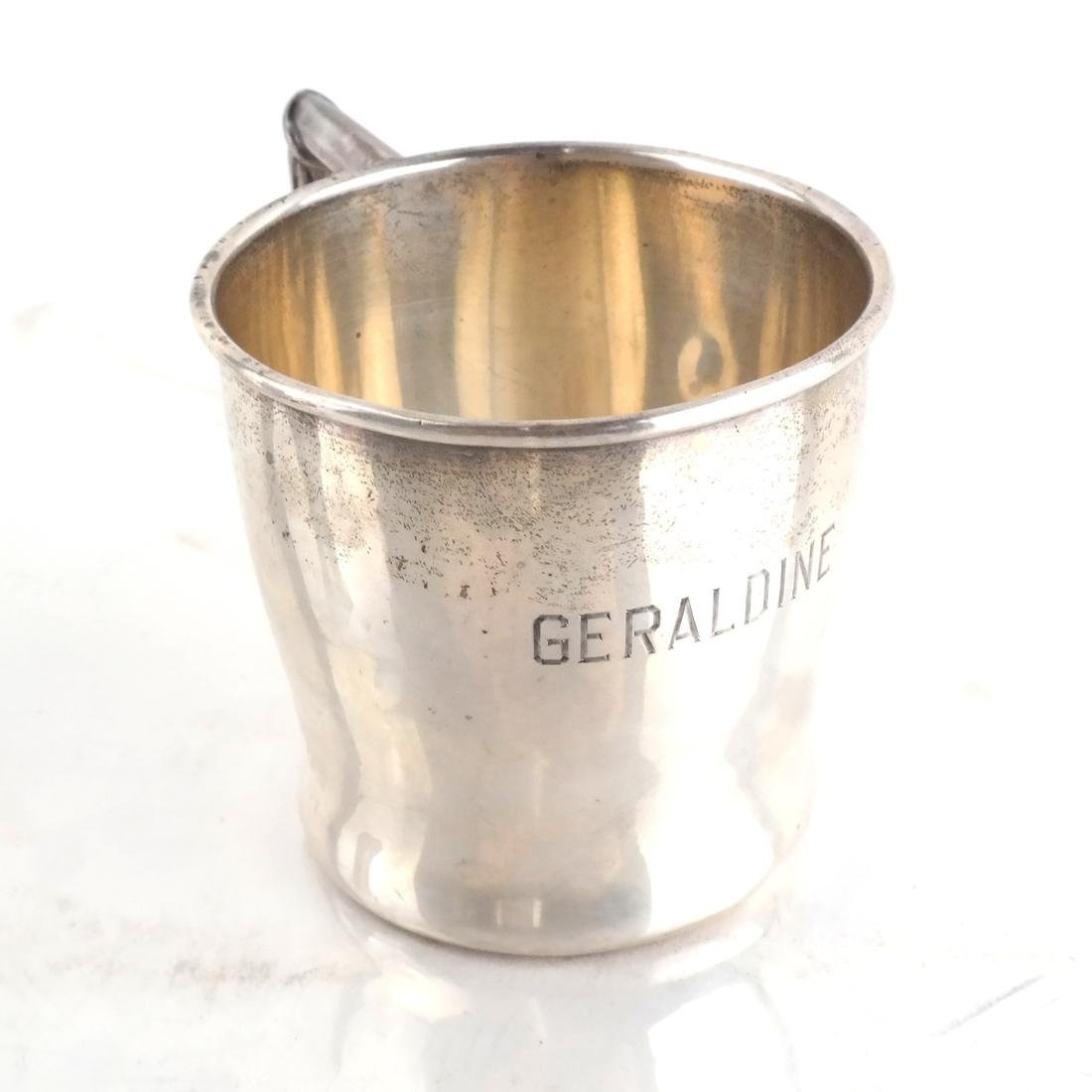 Four Sterling Silver Articles - 4