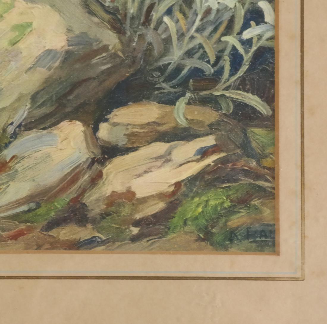 Two Anna Haller Works - 3