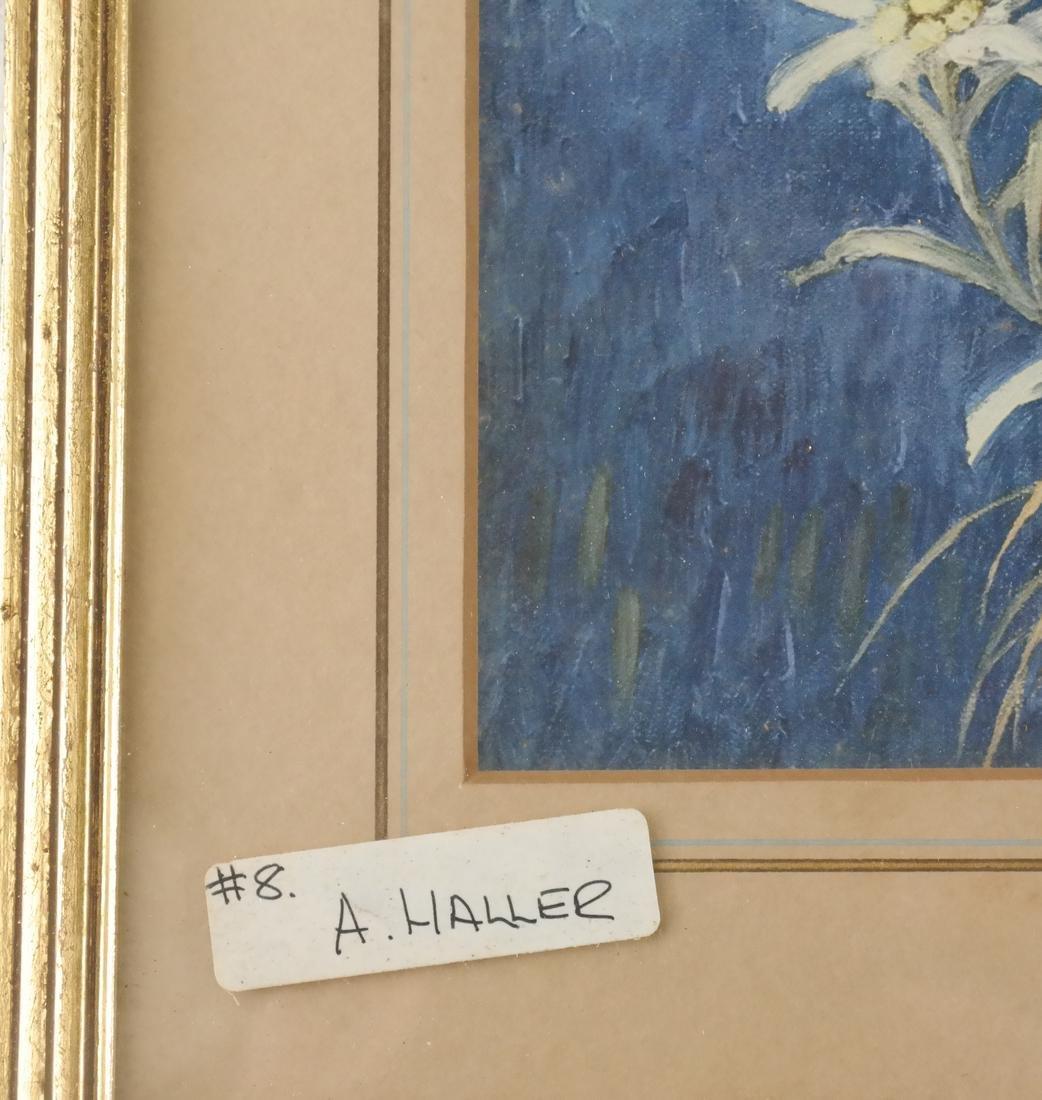 Two Anna Haller Works - 5
