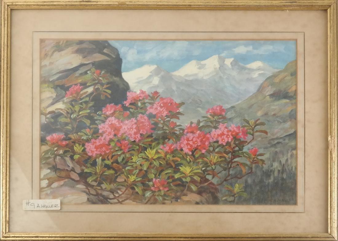 Two Anna Haller Works - 7