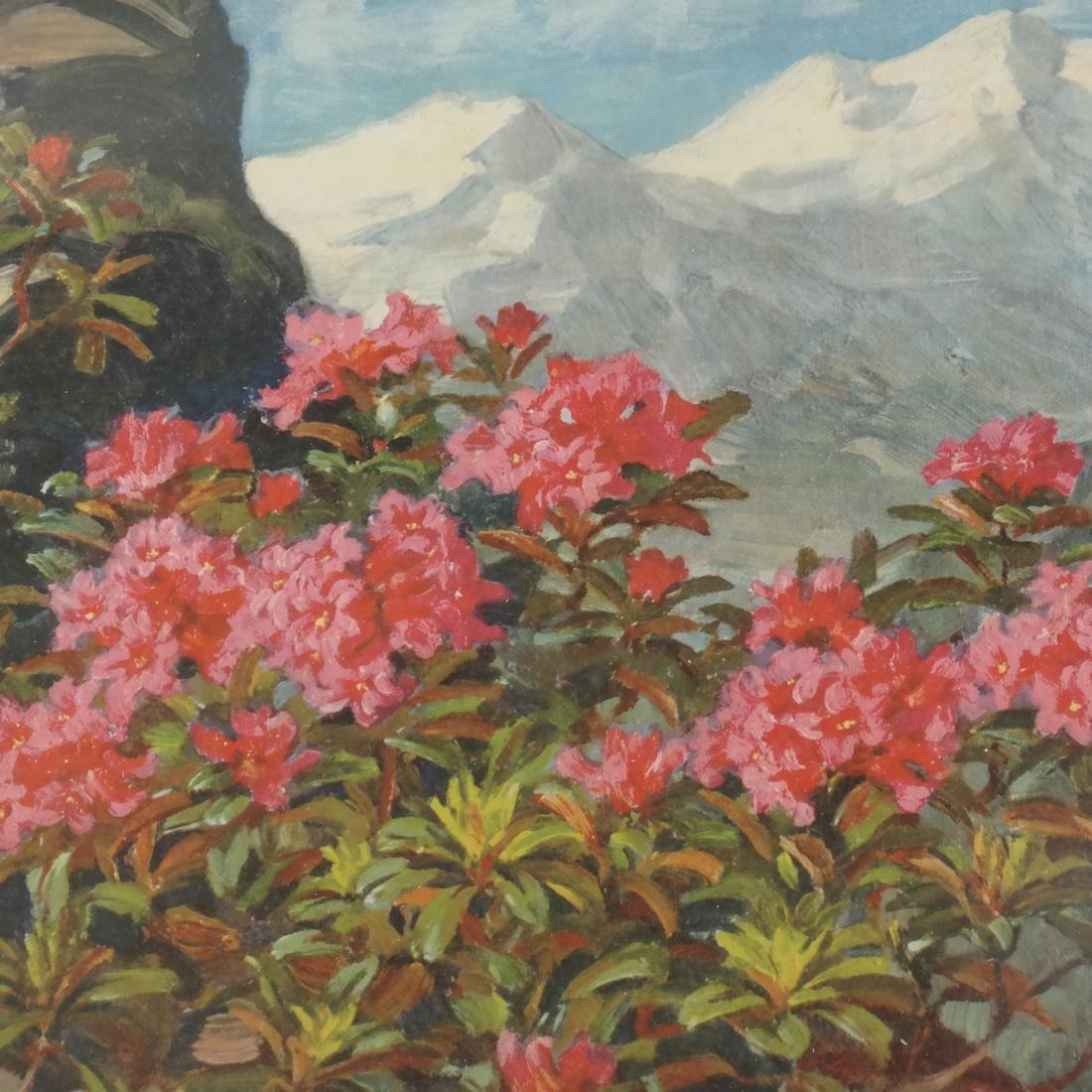 Two Anna Haller Works - 9