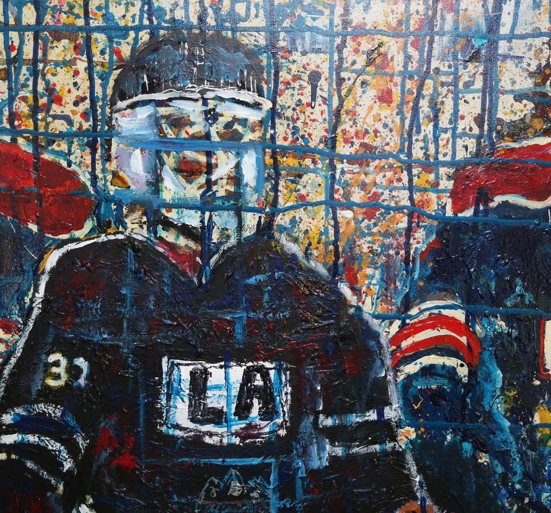 "Palo Curvino ""Rangers"" O/C, 48/54 - 3"