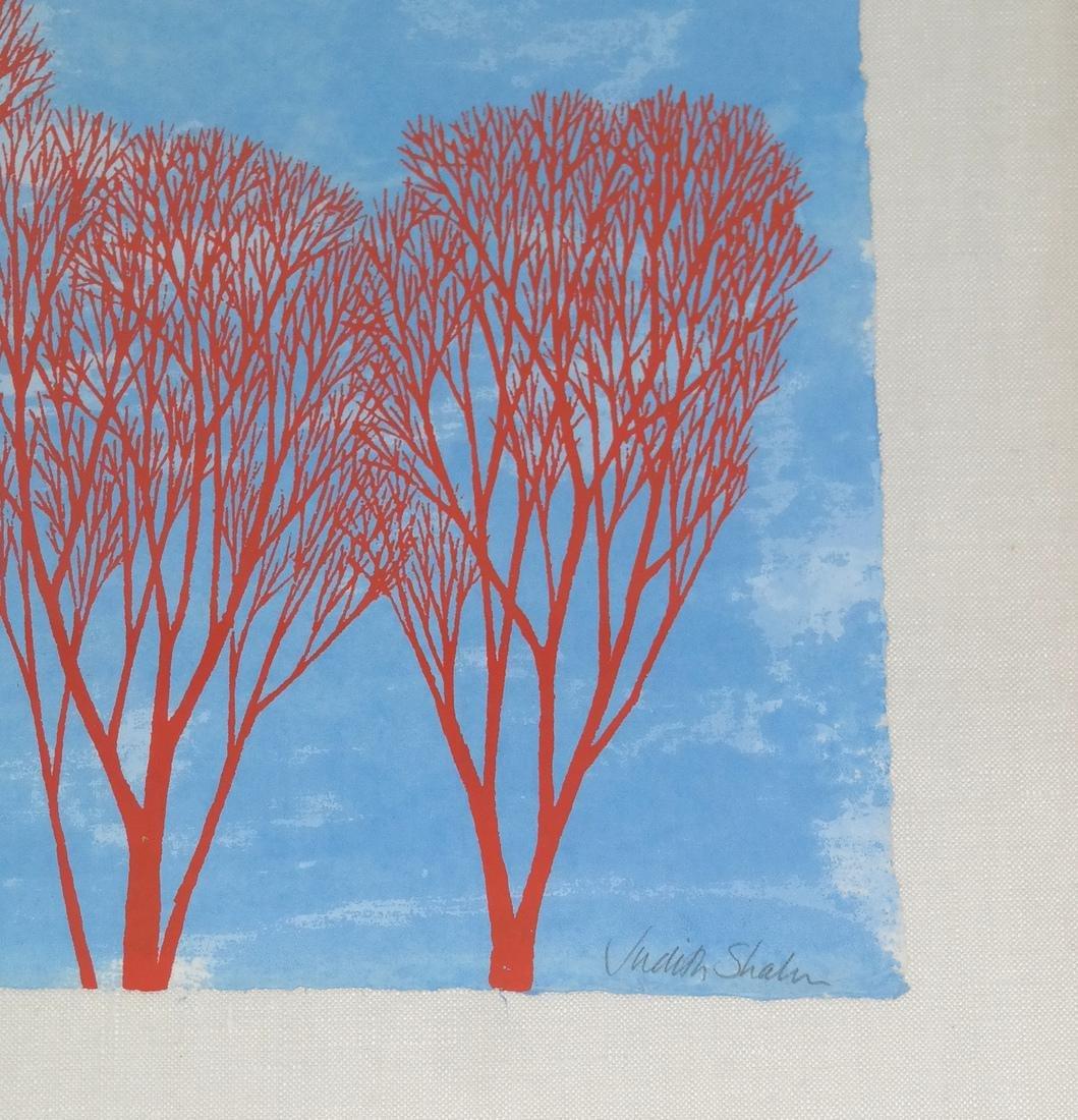 Judy Shahn - Trees Print - 3