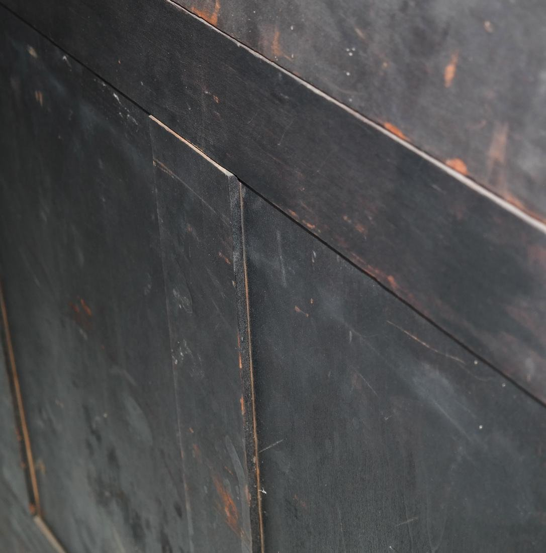 Victorian Ebonized Inlaid Credenza - 7