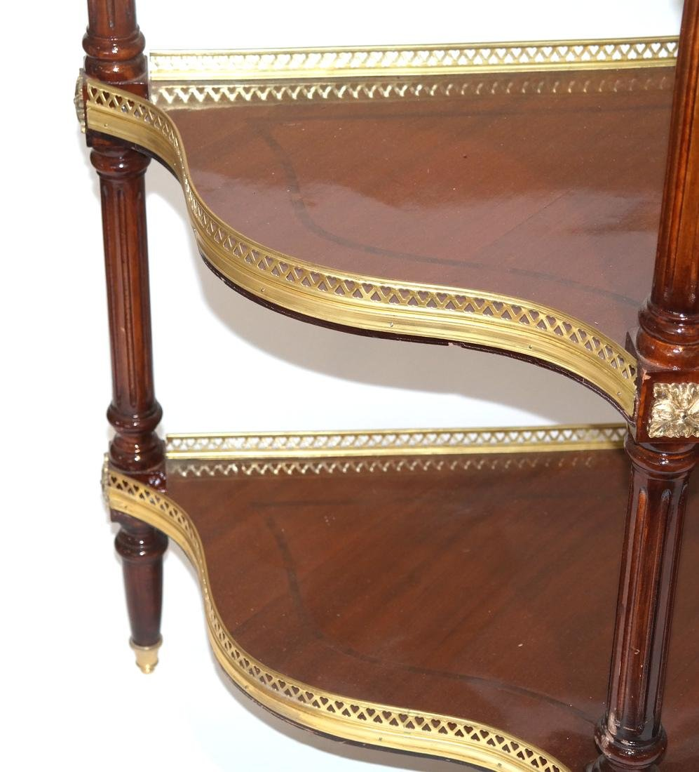 French Marble-Top Server/Sideboard - 3