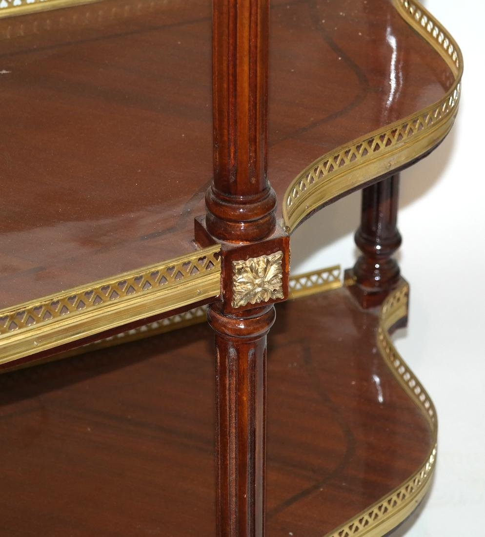 French Marble-Top Server/Sideboard - 4