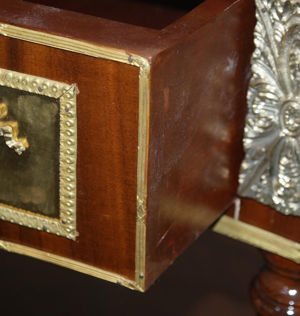 French Marble-Top Server/Sideboard - 5
