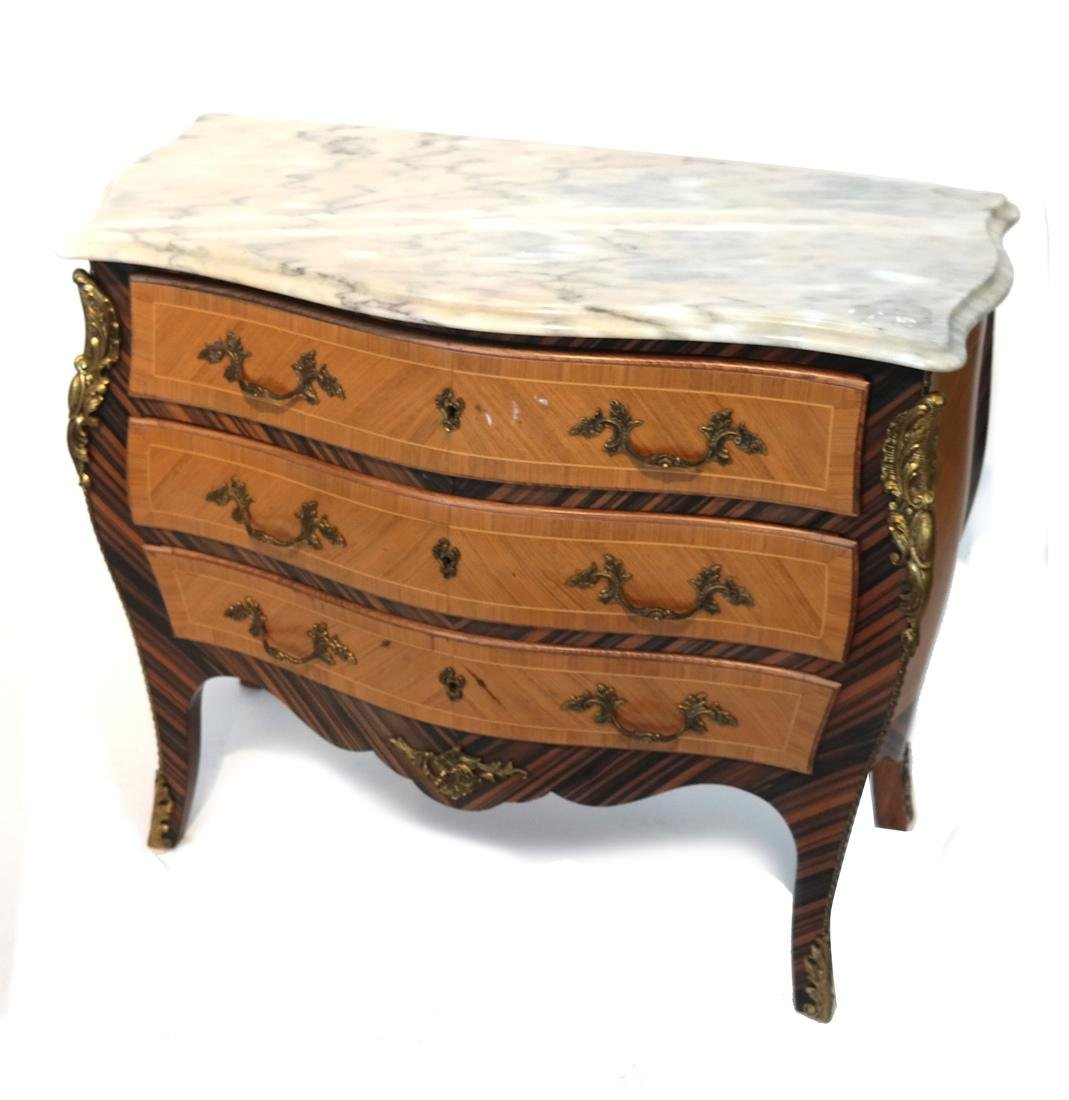 French Louis XV-Style Commode