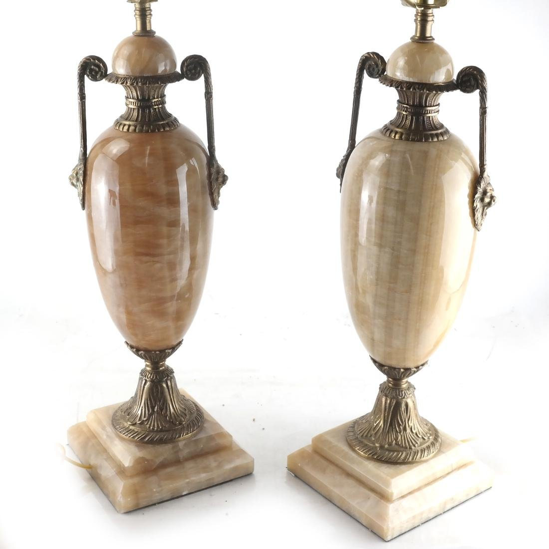 French Casolettes & Table Lamps