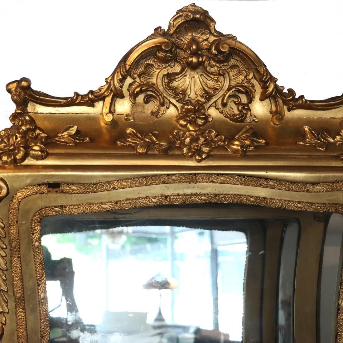 Vernis Martin-Style Curio Cabinet/Vitrine - 3