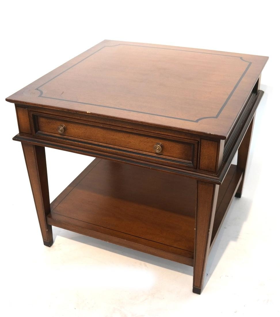 Two-Tier Occasional Table