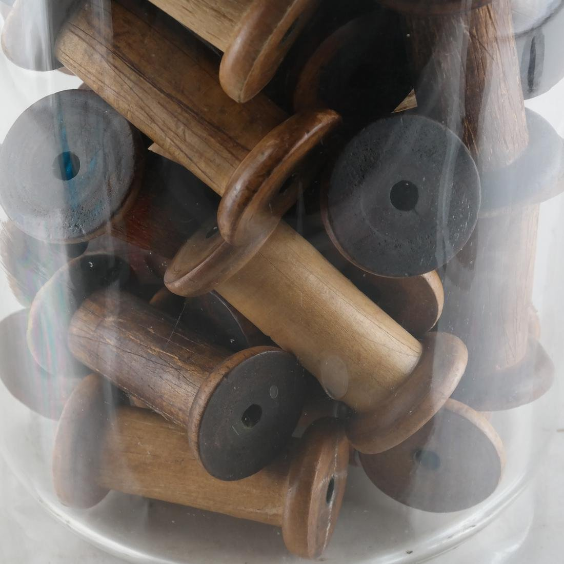 Scalamandre Silk Trimming Spools and Container - 3