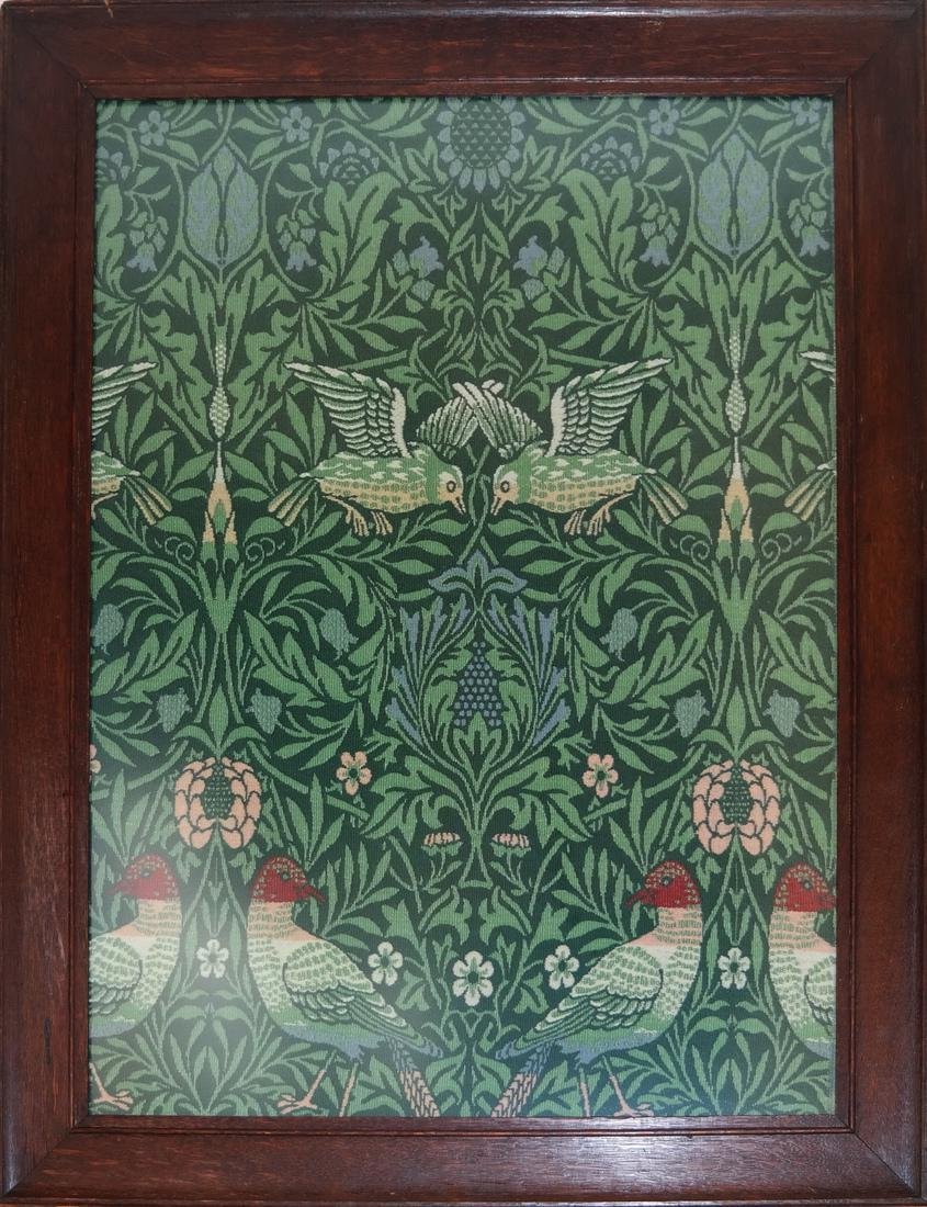 "Scalamandre Jacquard ""Bird"" Tapestry - 2"