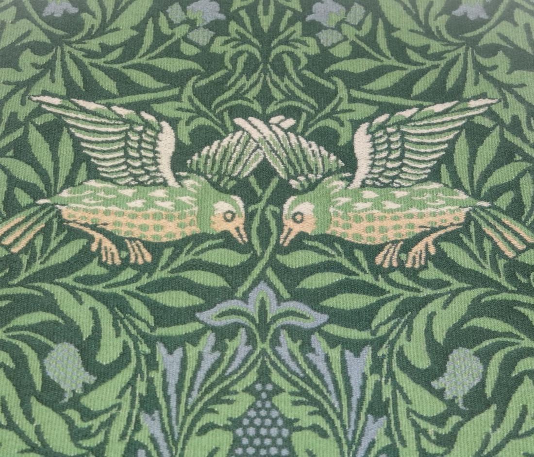 "Scalamandre Jacquard ""Bird"" Tapestry - 4"