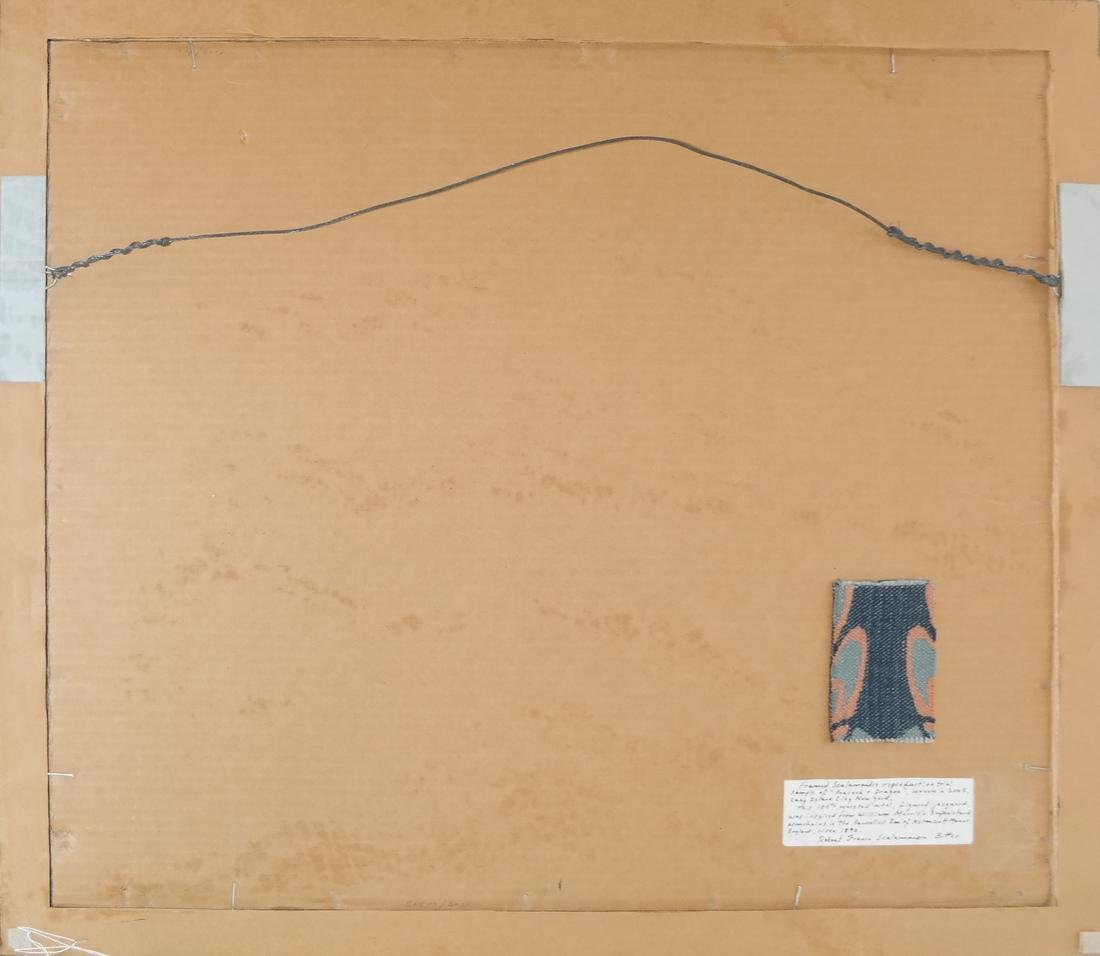 Scalamandre Jacquard Weaving 2005 - 4