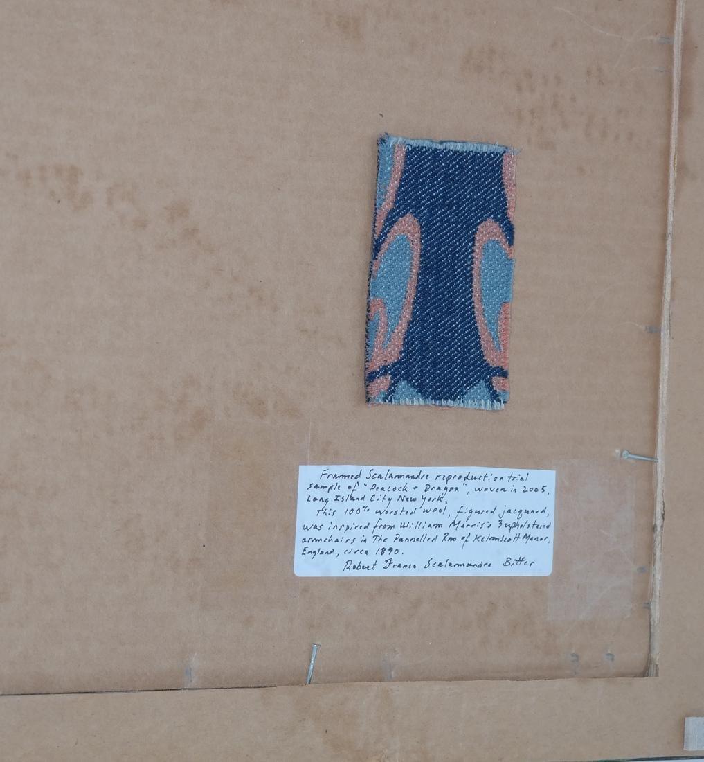 Scalamandre Jacquard Weaving 2005 - 5
