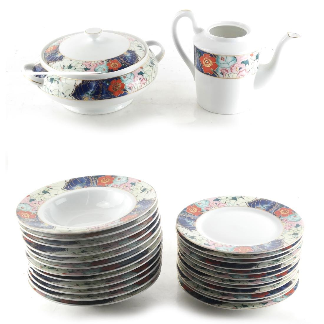 Limoges Raynaud & Co. Partial Dinnerware