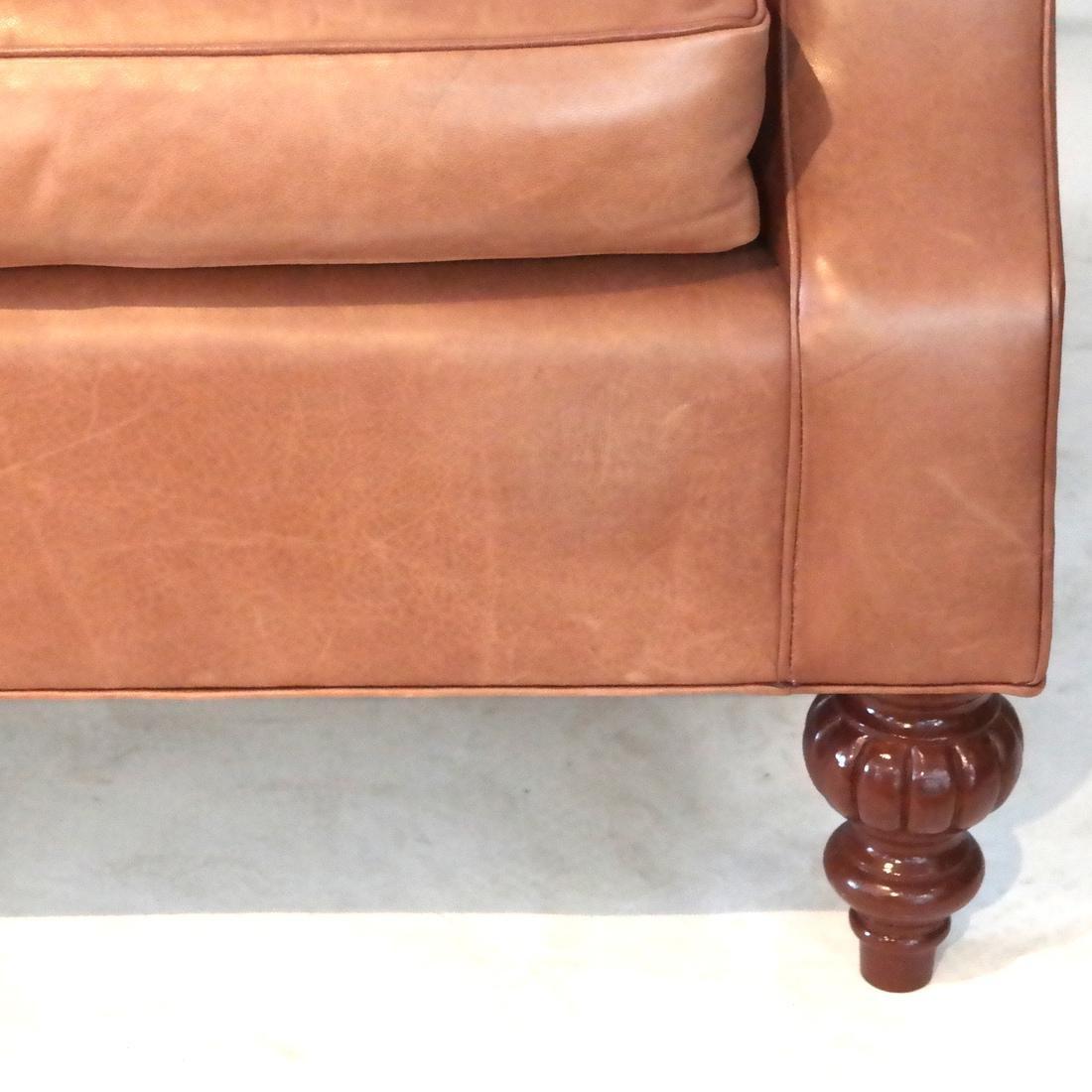 Ray Murray Leather Sofa - 2