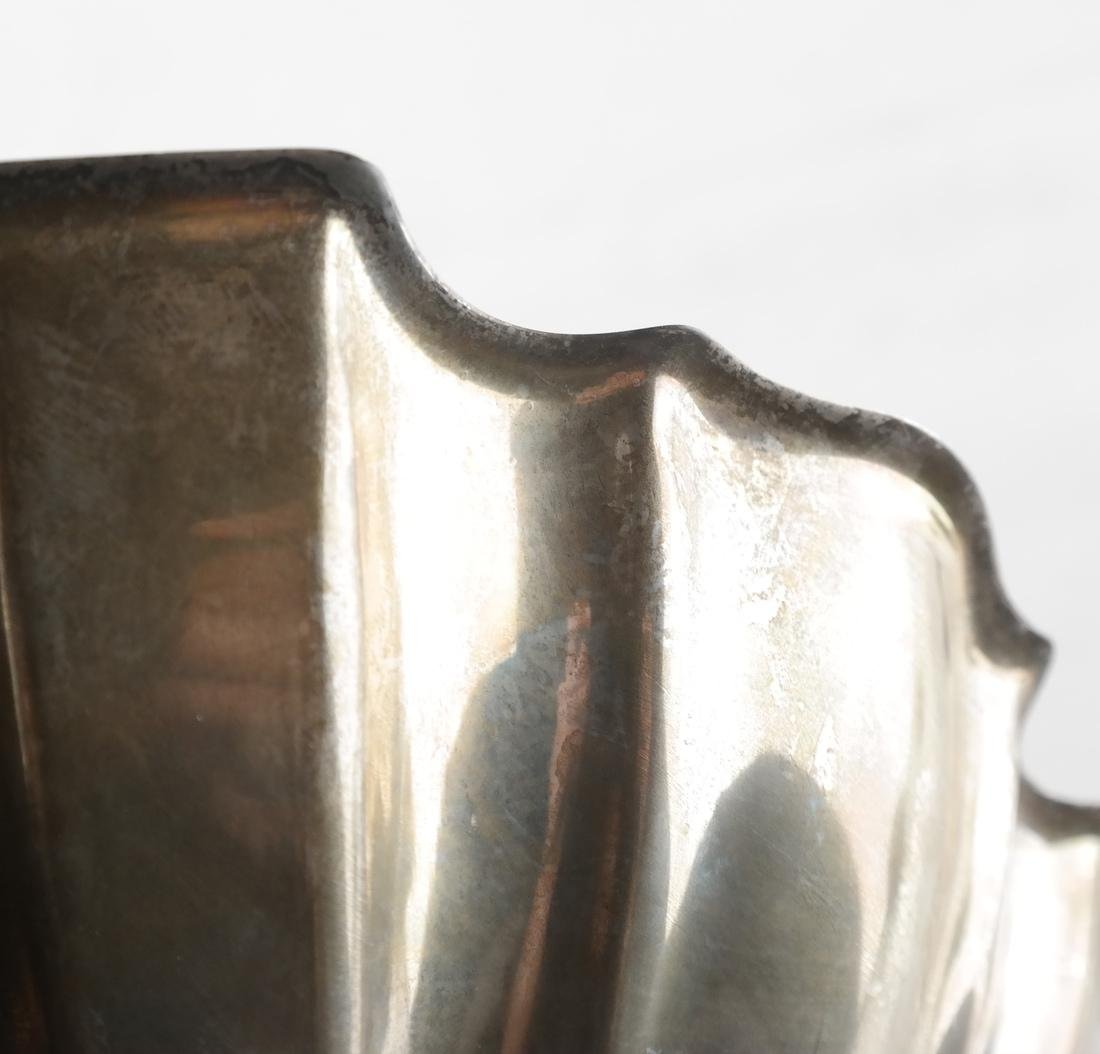 Sterling Silver Reed Form Bowl - 4