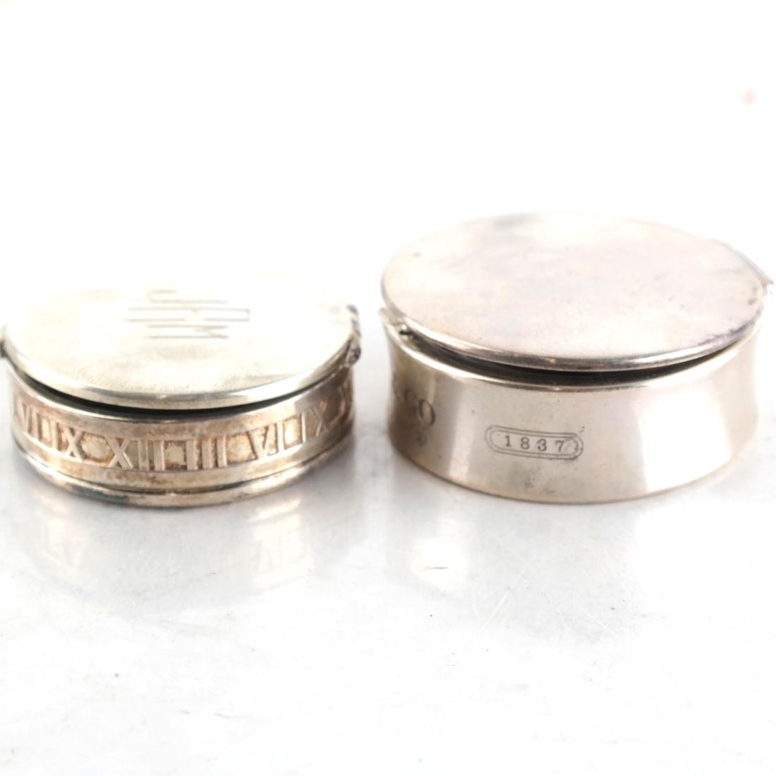 Sterling Silver 2 Compasses Tiffany & Co. - 2