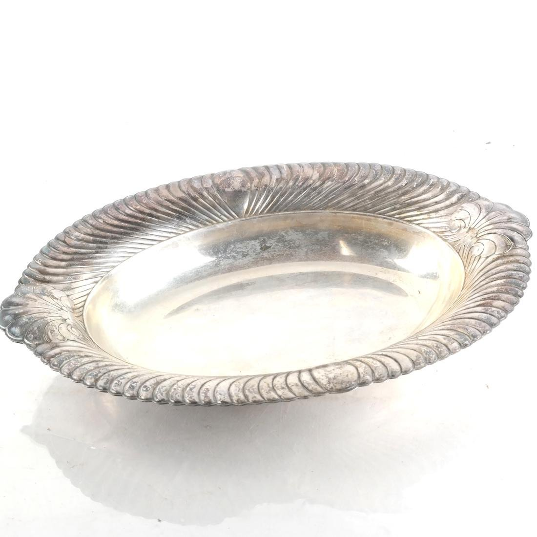 Five Silver-Plated Objects - 4