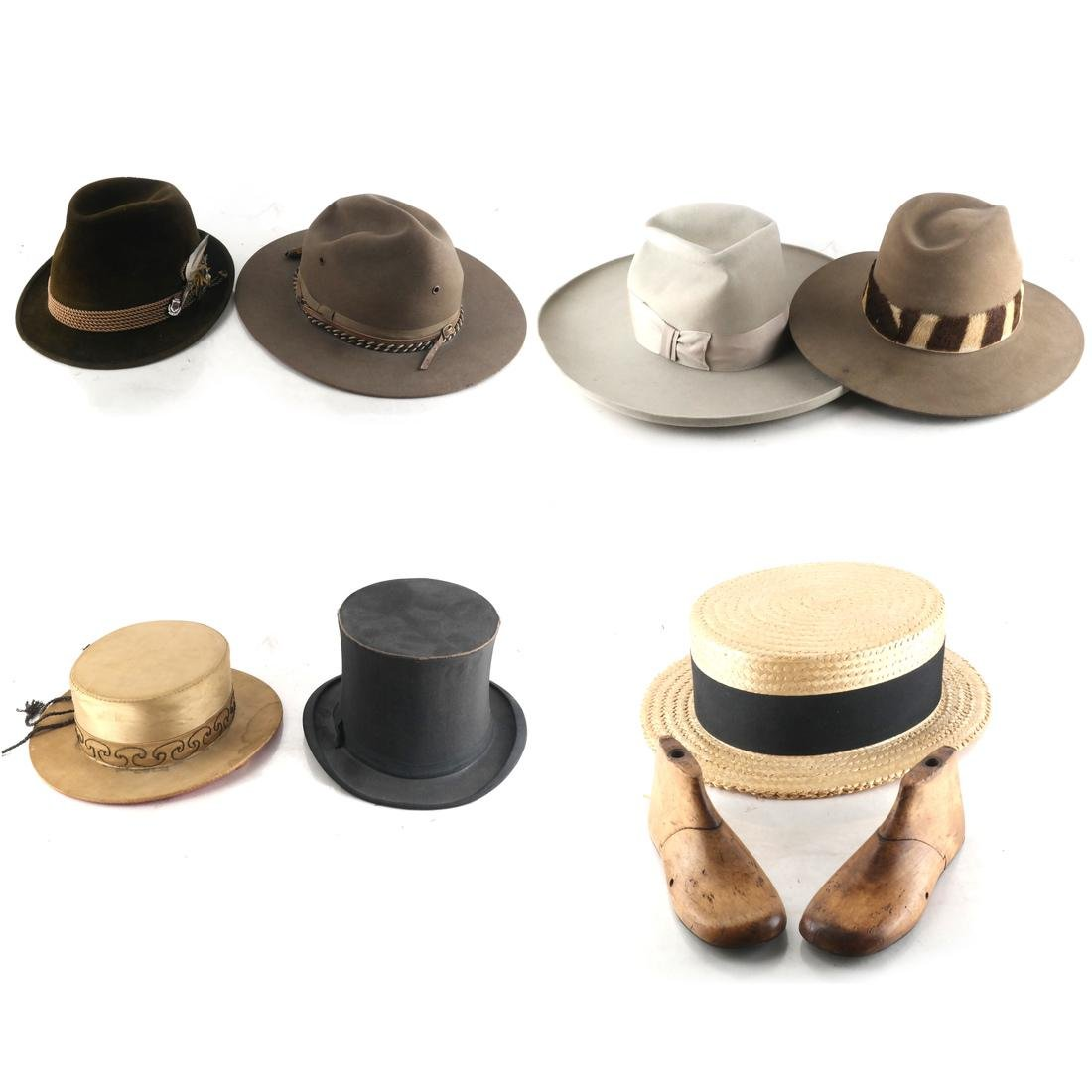 8 Historic Costume Articles