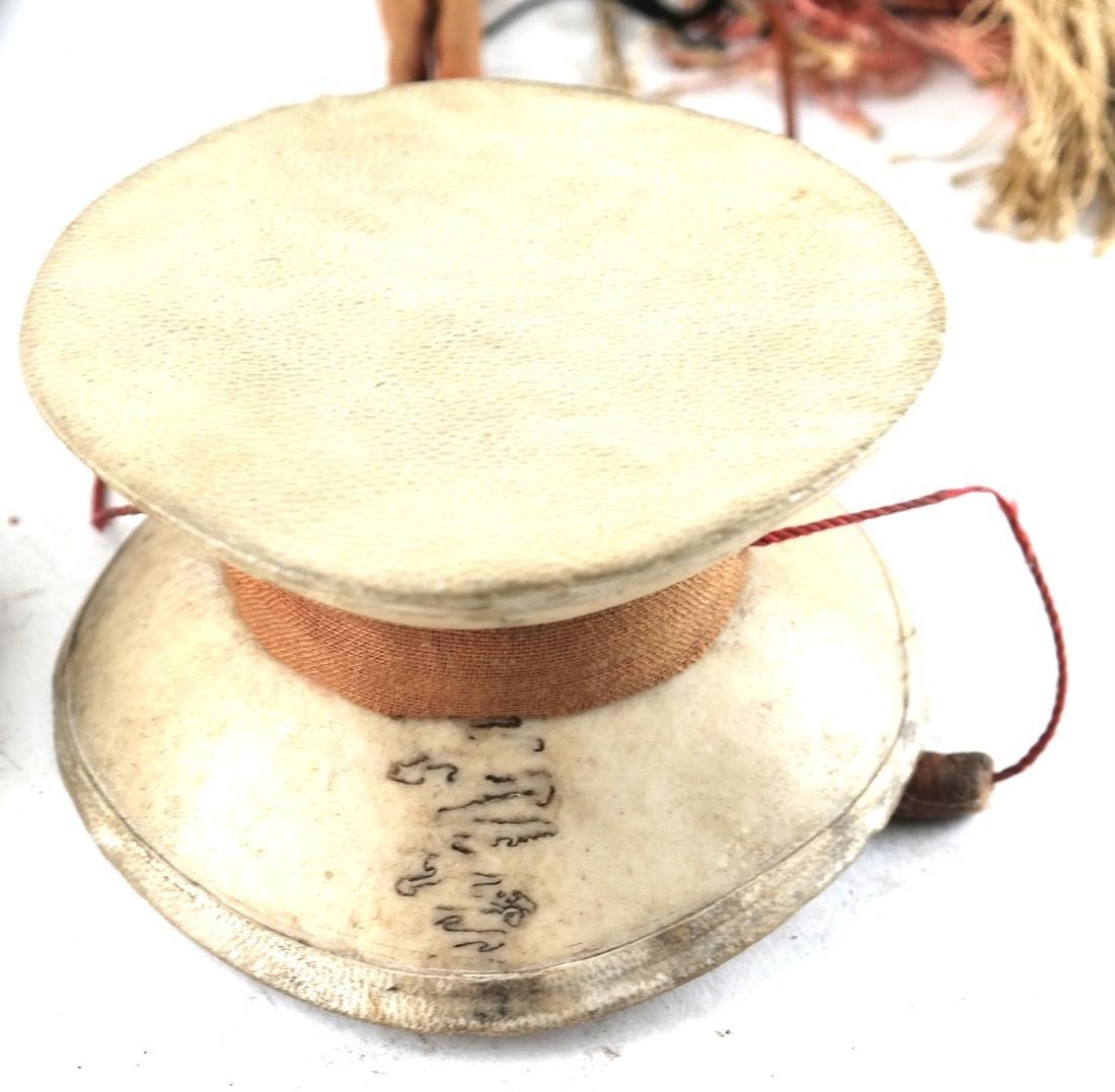 Asian Drum and Drumstick, Sash - 3