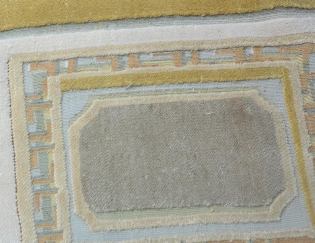 French Savonnerie Decorated Rug - 6