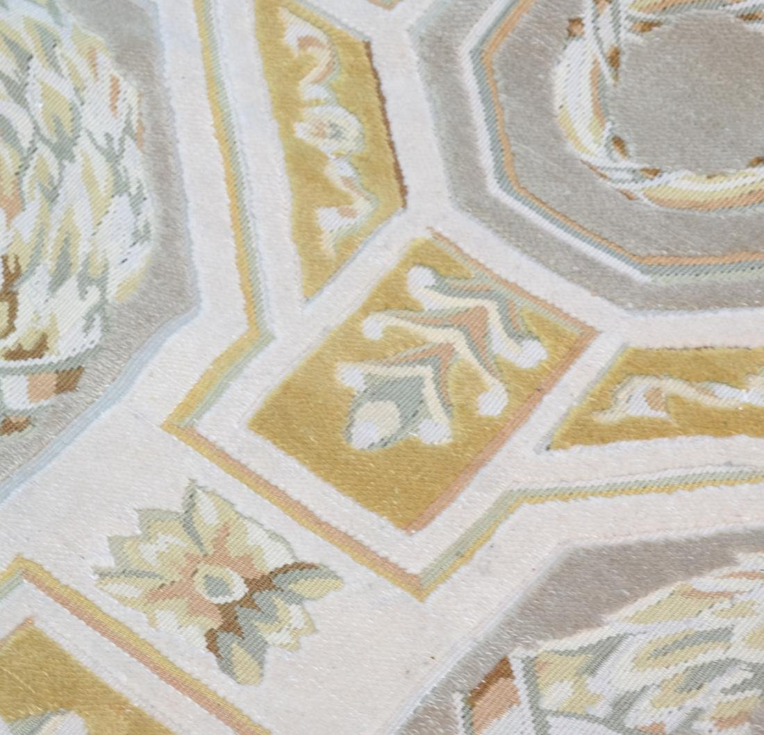 French Savonnerie Decorated Rug - 8